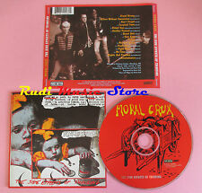 CD MORAL CRUX The side effects of thinking 2000 PANIC BUTTON no lp mc dvd vhs
