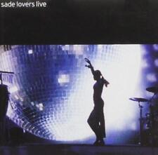 Sade - Lovers Live (2002)  CD  NEW  SPEEDYPOST