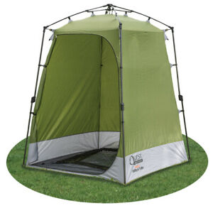 Quest Leisure Instant Utility Storage Toilet Tent for Caravanning, Camping