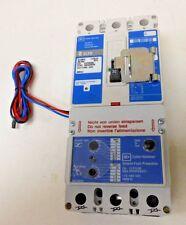 Cutler Hammer ELFD3030L Earth Leakage Circuit Breaker 3 Pole 30 Amp 480V W/Lock