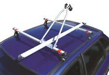 Maypole voiture barre de toit monté en position verticale support vélo voyage rack carrier - 20kg