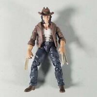 "XMEN Wolverine Marvel Logan Action Figure 4"" Tall"