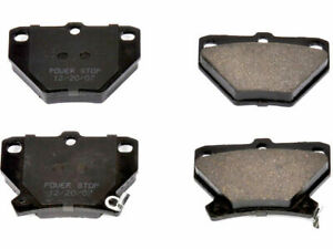 For 2000-2005 Toyota Celica Brake Pad Set Rear Power Stop 51147VJ 2001 2002 2003