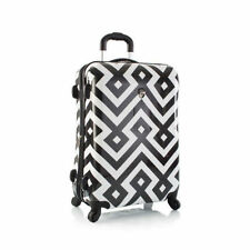 "HEYS DECO 21"" Carry-on Luggage Travel Bags Suitcase Spinner Trolley 4 Wheels AU1"