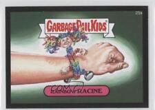 2015 Topps Garbage Pail Kids Series 1 Black #25a Rainbow Racine Card 0c4
