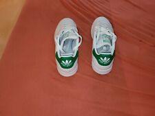 Adidas Stan Smith Herren Sneaker Grün Weiß Gr. 44 2/3