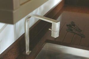 Abode AT1204 XOYO  Kitchen Mixer tap brushed