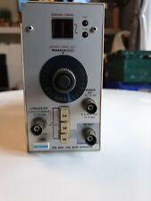 Tektronix TG 501 Time Mark Generator Plug-In Module  (TK-054)