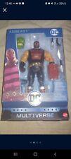 DC Multiverse Batman 80 Years KG BEAST Figure w/ KILLER CROC BAF Part Mattel
