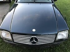 Mercedes Benz R129 300SL, SL 320, 500, 600 Green Black Metallic Front Hood