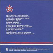 rare cd sleeve SALSA Ricardo Marrero PETE RODRIGUEZ Lenni Sesar RALFI PAGAN Lupe