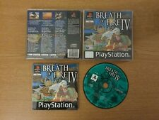 Breath Of Fire IV 4 ps1