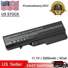 6 Cell Battery for Lenovo Ideapad Z560 Z565 Z570 G460A G460E G460G G560A G560E