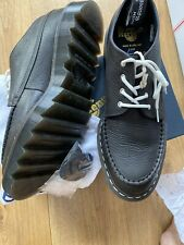 Dr Martens X Nanamica Camberwell Black Shoes UK 10 BNIB