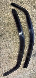 Nissan Navara Genuine Accessories Team Heko Front Door Wind Deflectors 2 Pieces