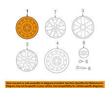 KIA OEM 06-10 Optima-Steel Wheel 529102G451