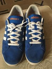 Mens Rare Adidas Neo Label SE Daily Team Trainers - Size 10 Uk - Blue