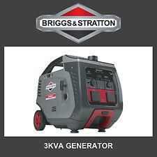 Briggs and Stratton P3000 3KVA Inverter Generator