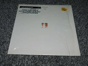 "PET SHOP BOYS PLEASE WEST END GIRLS LOVE COMES QUICKLY 1986 EP 12"" PW-17193"