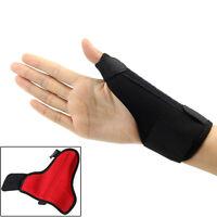 Support Brace Guard Wrist Support Splint Stabiliser Sprain Arthritis Thumb NEW