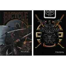 Bicycle Feudal Samurai Deck Playing Cards New
