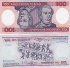 Brasile banconota 100 cruzeiros