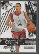 DANNY GREEN 2009-10 PANINI ROOKIE AND STARS ROOKIE CARD #122/500