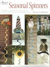 Seasonal Spinners ~ plastic canvas book ~ NEW BOOK
