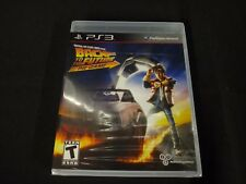 Back to the Future: The Game  (Playstation 3, 2011) Brand New Factory Sealed