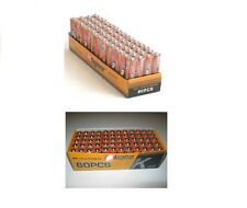 120 pack 60 AA & 60 AAA Batteries Extra Heavy Duty 1.5v Wholesale Lot New Fresh