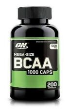 Treehousecollections: Optimum Nutrition BCAA Supplement, 200 Capsules