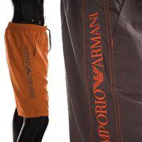 Armani maillot de bain ,bermuda pour Homme Couleur Orange,Gris Taille 46 ( S )