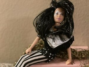 Jetta Of The Misfits Vintage 1987 Hasbro Jem Doll