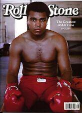 NEW Rolling Stone Magazine Muhammad Ali 1942-2016 USA Edition No Mailing Label