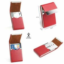 Maxgear Pu Leather Business Card Holder For Women Slim Pocket Business Name Card