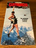 Cliffhanger VHS VCR Video Tape Movie Stallone New / Sealed