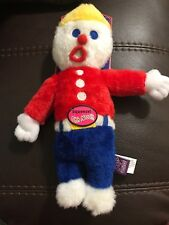 "Mr. Bill Plush Dog Sound Toy Talking Voice ""Ohh Noo"""