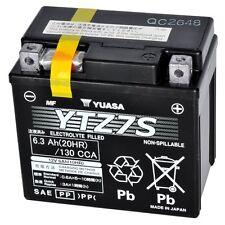 Yuasa YTZ7S Batterie de moto Sans Entretien pour Husquarna, HONDA HUSABERG Kawa