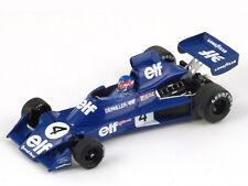 "Spark Model 1:43 S1646 Tyrrell 007 F.1 Ford ""Elf"" #4 4th Belgium GP 1975 NEW"