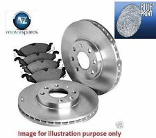 FOR TOYOTA AVENSIS 1.6 1.8 2.0 2.0DT D4D 2009> FRONT BRAKE DISC SET AND PADS SET
