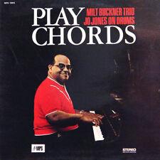 MILT BUCKNER Jo Jones Play Chords FR Press Mps 15018 LP