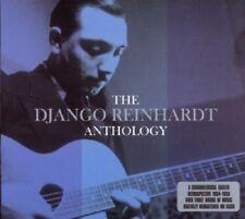 The Django Reinhardt Anthology 3-CD CD NEW SEALED 2009 Digitally Remastered Jazz