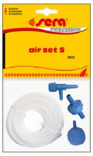 SERA AIR SET S TUBO ATOXICO 2M + DIFUSOR + VALVULA ANTIRRRETORNO + LLAVE ACUARIO