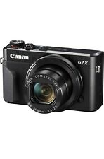 *Brand New* Canon PowerShot G7 X Mark II Digital Camera Black *FAST+FREE Ship*