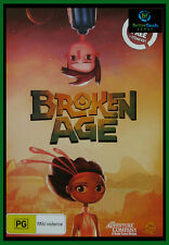 Broken Age PC MAC Game ***Brand New/AUS Stock***