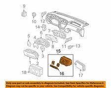 79650S3VA24 Acura OEM 01-06 MDX Auto Control Unit Temperature Fan Heater A/C