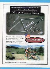 BICMON997-PUBBLICITA'/ADVERTISING-1997- MARIN MOUNTAIN BIKES