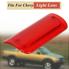 Fits Extended Cab 3rd Brake Light Lens Fit For 1994-2004 Chevy S-10 / GMC Sonoma