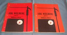ARC Welding Part 1 & 2 by William L. Olson - 2663