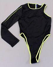 Icon Swim Women's Get It Right Monokini Swimsuit HD3 Black Medium